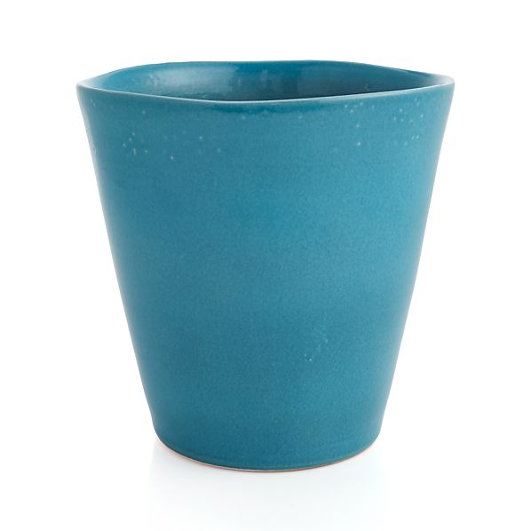 Festive Small Aqua Planter
