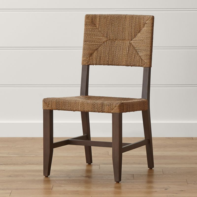 Crate And Barrel Dining Room Chairs: Fiji Dining Chair