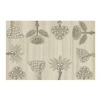 Fiore 6'x9' Wool-Blend Rug