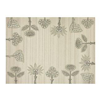 Fiore 9'x12' Wool-Blend Rug