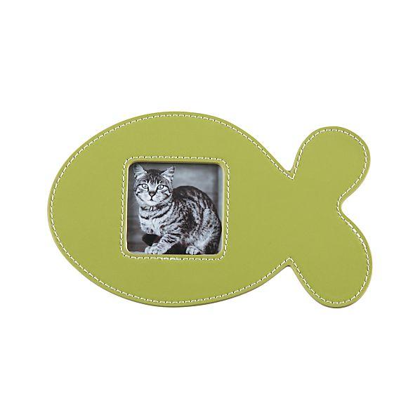 """Fish 3""""x2.5"""" Frame"""