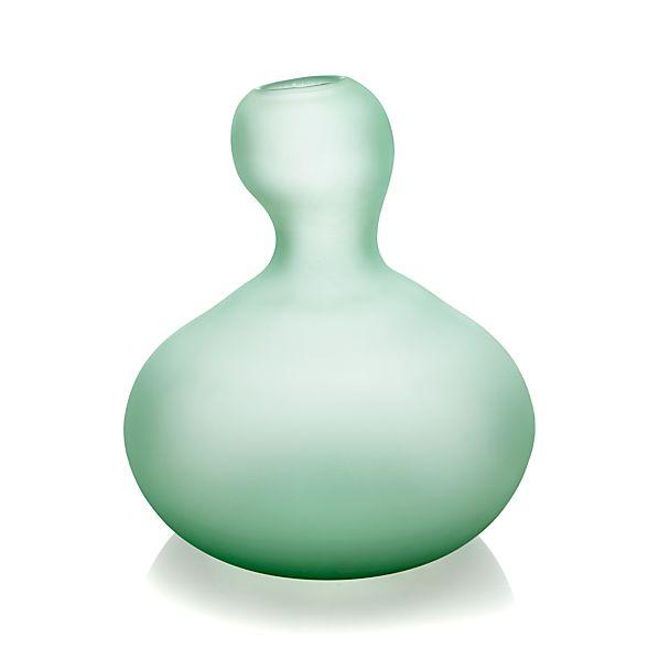 Fish Medium Glass Vase