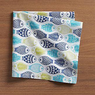 Fish Napkin