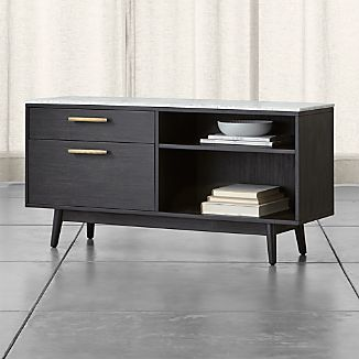 Fletcher Credenza with Marble Top