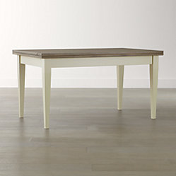 Flip Small Vamelie Dining Table Crate And Barrel