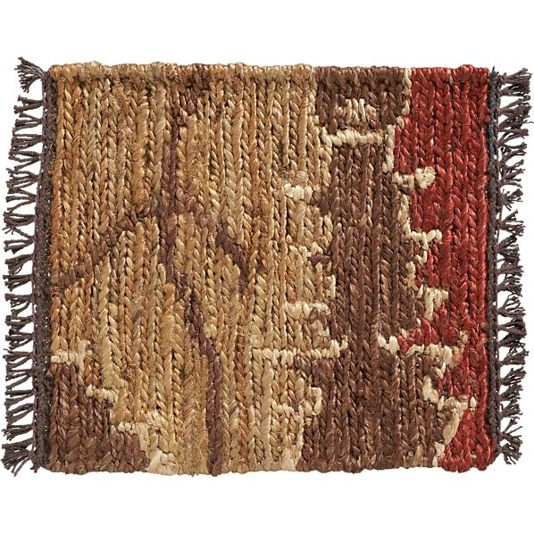 "Florence 12"" sq. Rug Swatch"