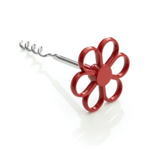 Flower Corkscrew