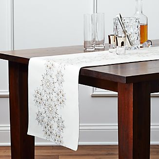 "Flurry 90"" Table Runner"