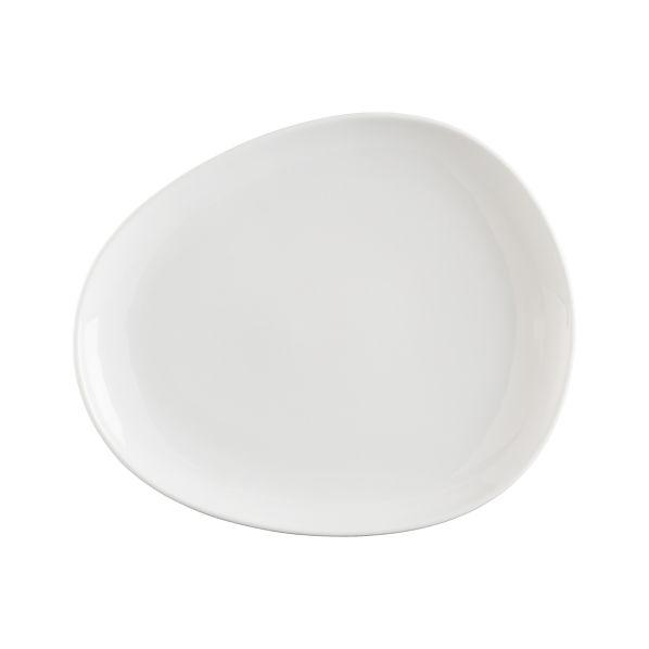 "Flux 11""x9"" Plate"