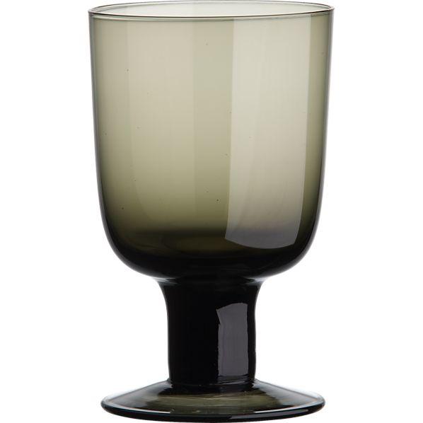Fog Wine Glass
