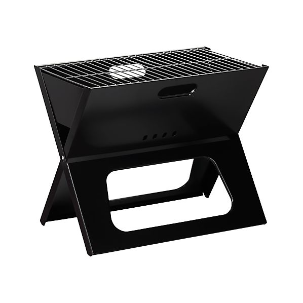 Folding Portable Charcoal Grill