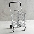 Folding Shopping Cart.