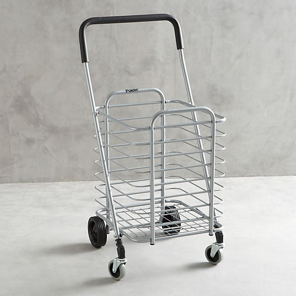 Polder ® Folding Shopping Cart