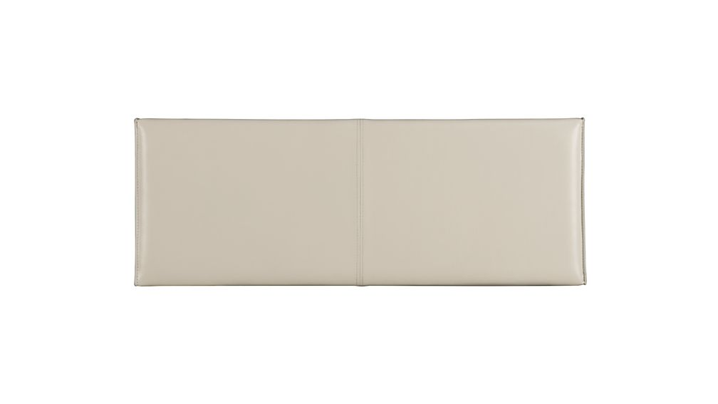 "Folio 40"" Bonded Leather Bench"
