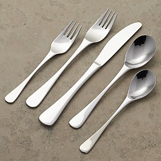 Font 20-Piece Flatware Set