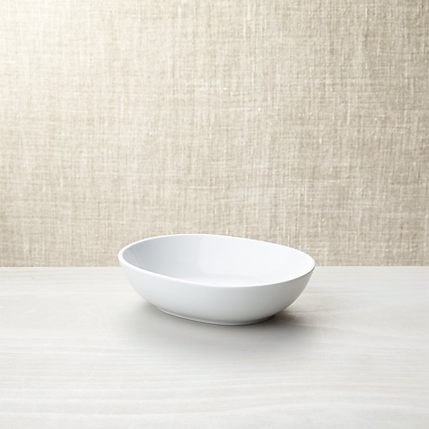 Form Small Oval Bowl