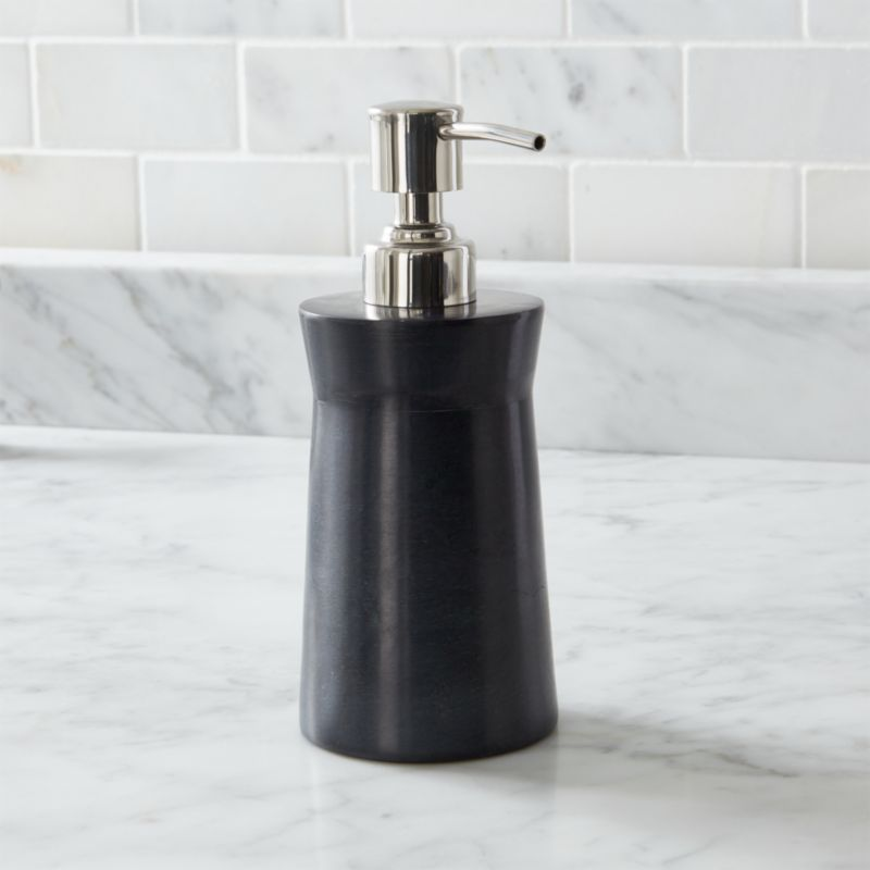Forma Soapstone Soap Pump