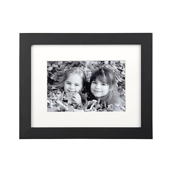 Classic Black 4x6 Frame