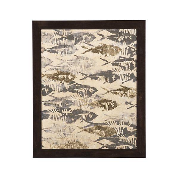 Fossil Trove II Print