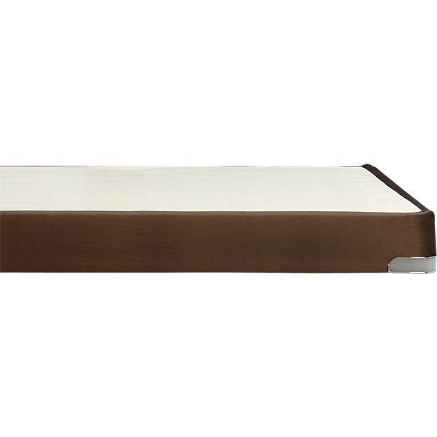 Simmons low profile box spring crate and barrel Low profile box spring