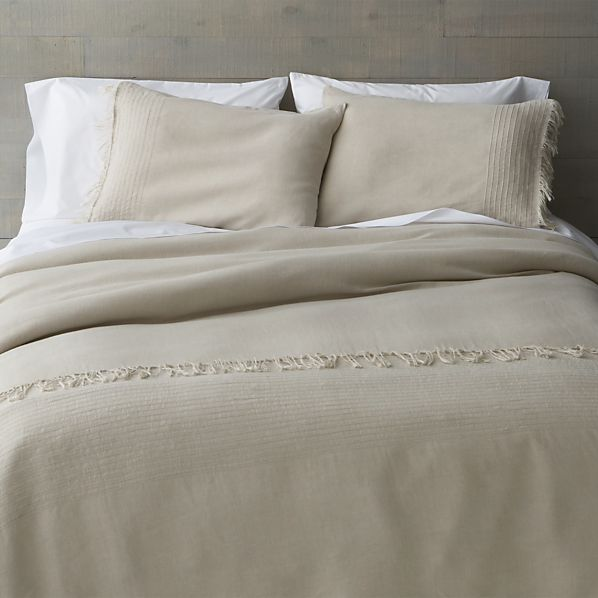 Frangia King Duvet Cover