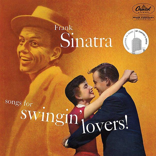 "Frank Sinatra ""Songs for Swingin' Lovers!"""