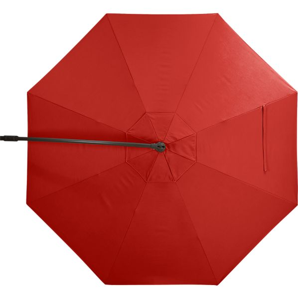 10' Round Sunbrella ® Caliente Free-Arm Umbrella Cover