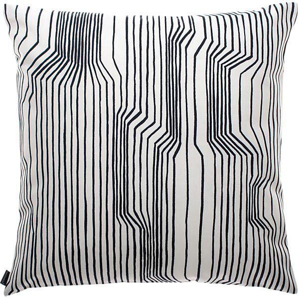 """Marimekko Frekvenssi 20"""" Pillow"""