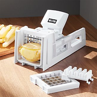 French Fry Cutter and Vegetable Dicer