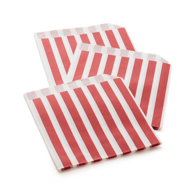 Fun pub-style serving puts a polished spin on casual dining. Red striped disposable liners fit our wire fry server.<br /><br /><NEWTAG/><ul><li>Grease-proof paper</li><li>Food safe ink</li><li>Sized to fit our Galvanized Fry Cup</li><li>Meant for single use</li><li>Made in China</li></ul>