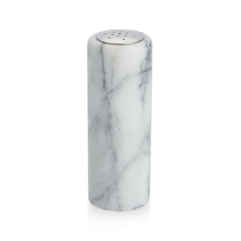 French Kitchen Marble Salt-Pepper Shaker