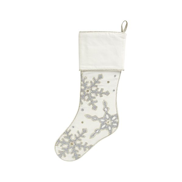 Frosted Stocking