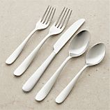 Fusion 20-Piece Flatware Set