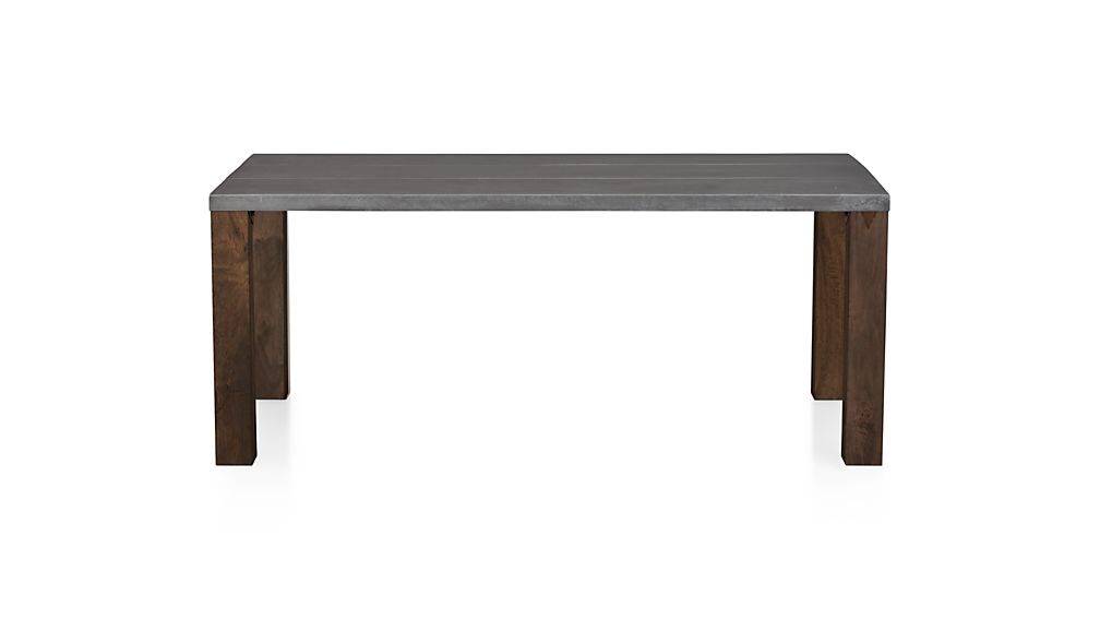 galvin dining table crate and barrel origami drop leaf rectangular dining table crate and barrel