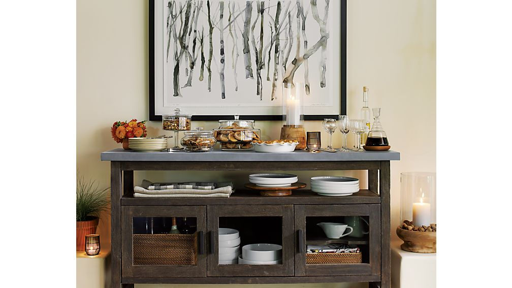 Galvin Sideboard Crate And Barrel