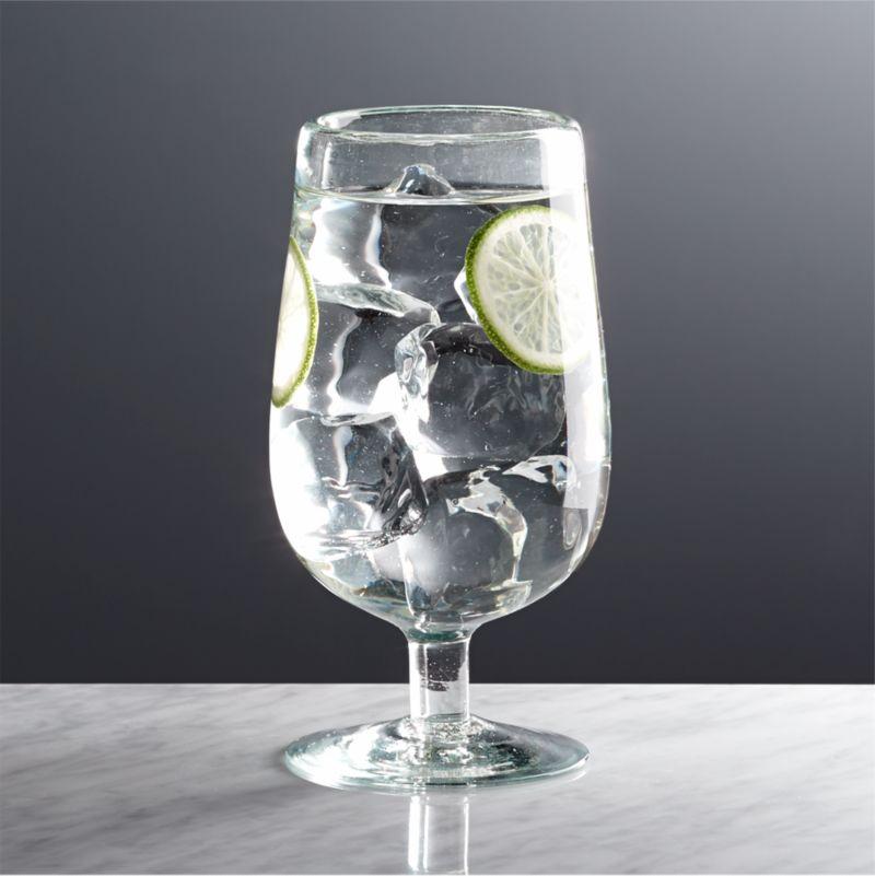 Garcia Water Goblet
