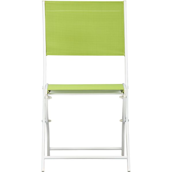Garden Green Folding Chair