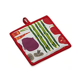 Garden Veggies Pot Holder