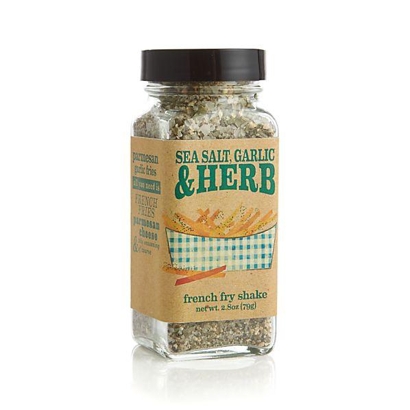 Garlic Herb French Fry Seasoning