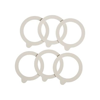 Set of 6 Gaskets