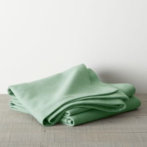 Geneva Green Full-Queen Blanket