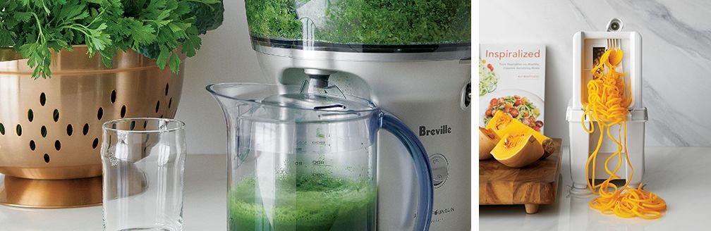 Breville Juicer and Spiralizer