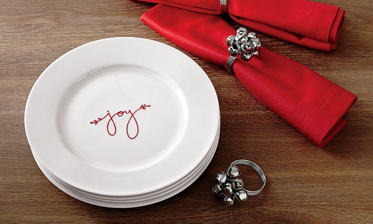 Joy Salad Plate