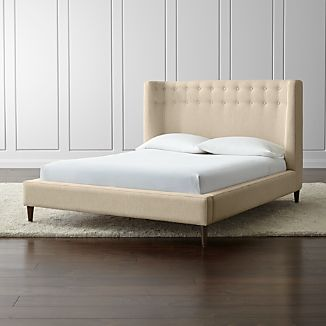 Gia Upholstered Full Bed