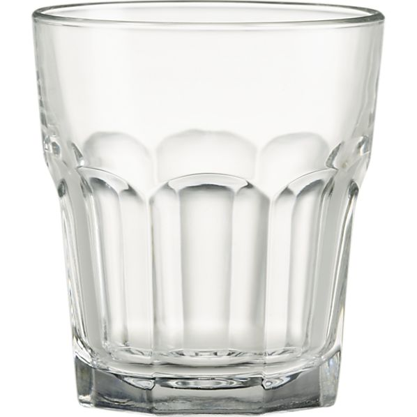 Gibraltar Double Old-Fashioned Glass