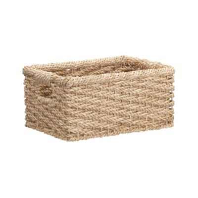 Gigi Small Low Basket