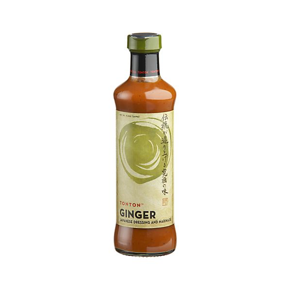 Ginger Dressing & Marinade