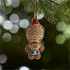 Gingerbread Dad Ornament