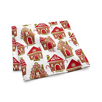 Gingerbread House Dish Towel