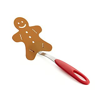 Gingerbread Man Spatula-Turner